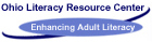 Ohio Literacy Resource Center LOGO